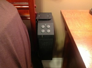 best gun safe for nightstand