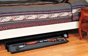 best gun safe for under the bed