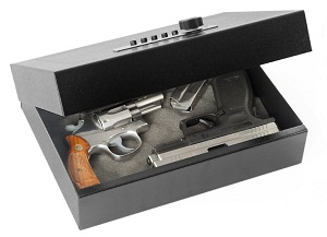 V-Line 2912-S pistol safe review